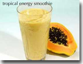 Tropical Energy Smoothie