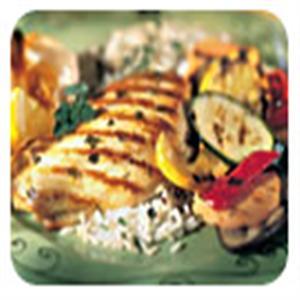 Herbed Garlic Chicken