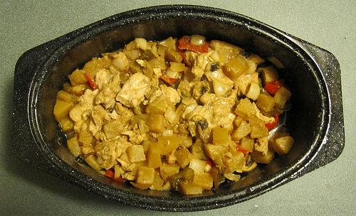 Mushroom Chicken Casserole