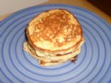 My take on ELAINEHN's Protein Pancakes