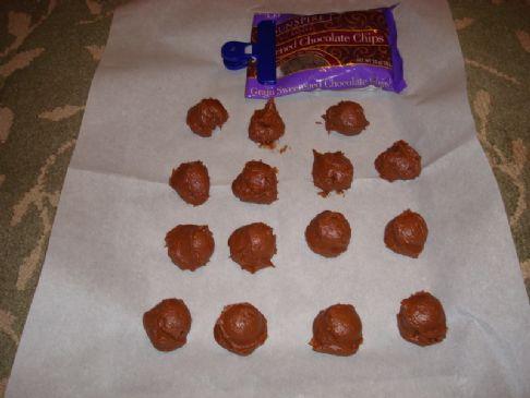 PrairieHarpy's MilkySweet Protein Fudge
