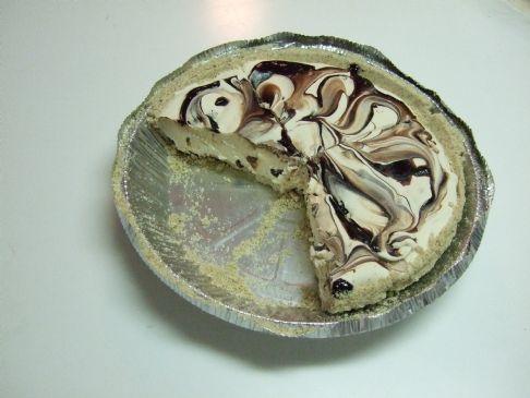 Georgene's Decadent Peanut Butter Chocolate Chip Pie