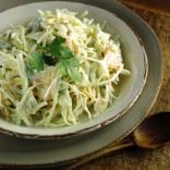 Pam's Simple Cole Slaw