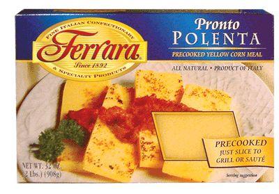 Polenta Crisps