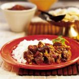 Beef Lentil Curry