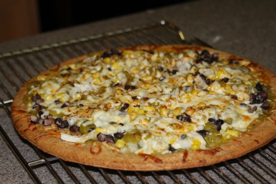 Joy's Southwestern Pizza