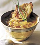 Carmalized Onion Soup