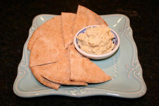 Andi's Garlic Hummus
