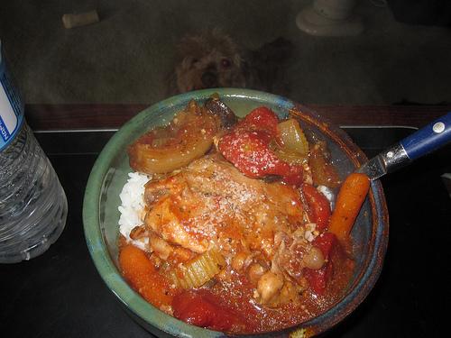 Italian Chicken (Slow Cooker)