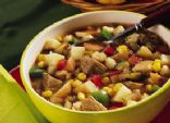 Southwestern Pork & Vegetable Stew