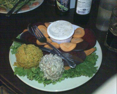 RaW Cashew Salad
