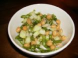 Raw 2 Bean Salad