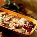 Cooking Light's Eggplant Parmesan