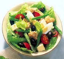French Inspired Salad