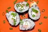 Homemade Philadelphia Sushi Rolls
