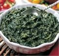 Spinach with Nutmeg