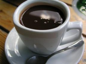 Sinfully Delicious Hot Chocolate