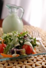 Lite Bright Green Goddess Dressing