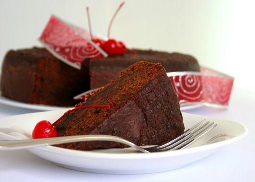 Caribbean Christmas Cake