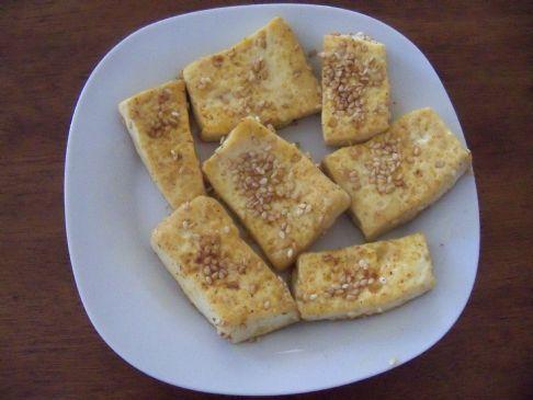 Tofu Appetizer.