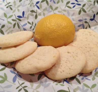 lip smacking lemon cookies