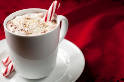 White Chocolate Peppermint Latte