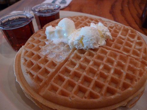 Waffles, American