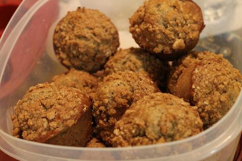 One Minute Muffin