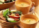 Smashing Pumpkin Soup