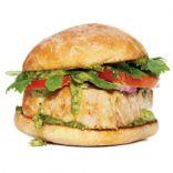 Heart Healthy Burger