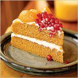 Pumkin Orange Cake