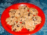 Oatmeal, Currant, Date Cookies