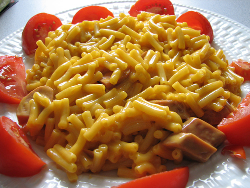 Veggie Macaroni