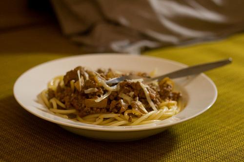 quick spaghetti sauce