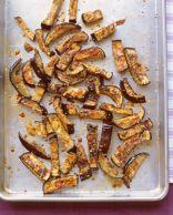 Spicy Sesame Eggplant