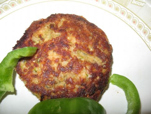 Savannah Salmon Patty