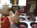 Delux Strawberry Bran Muffins