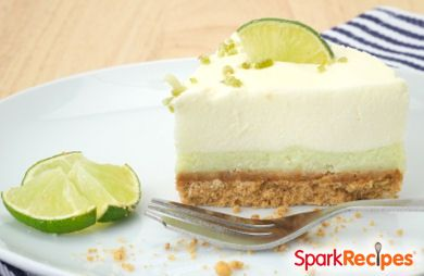 Mile-High Key-Lime Pie