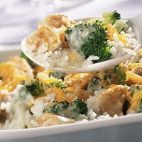 Easy Chicken & Broccoli Divan