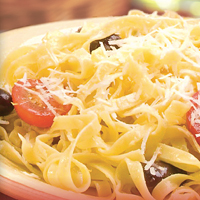 Pasta with Lemon Olive Oil