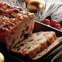 Holiday Fruit Loaf