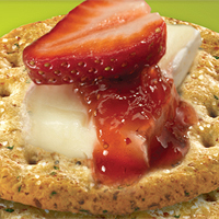 Strawberries & Brie