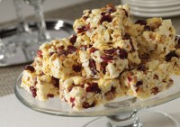 Chewy Popcorn Bars