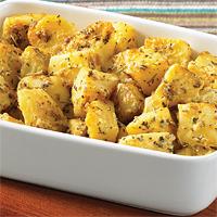 Easy Dijon Roasted Potatoes