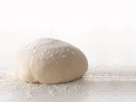 No-Knead Pizza Dough
