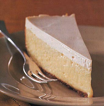 Three Cities of Spain Cheesecake