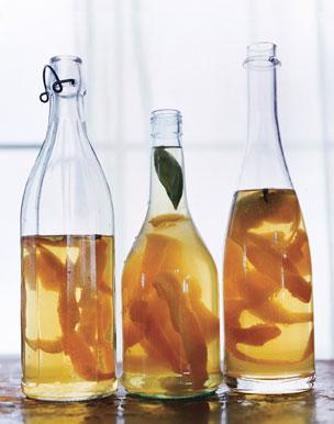 Spiced Orange Wine