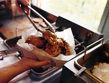Bon Ton-Style Fried Chicken
