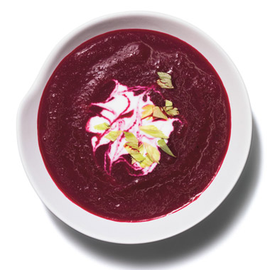 Five-Spice Beet Soup