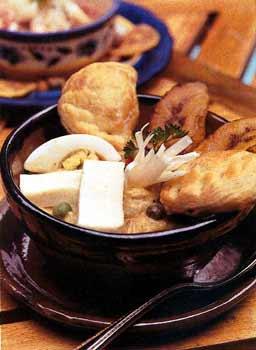 Fanesca (Ecuadorean Lenten Chowder)
